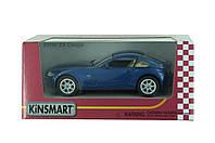 Машина. Авто-модель металлическая 1:32 BMW Z4 Coupe KТ5318W Kinsmart