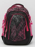 Школьный рюкзак для подростка. Удобный рюкзак. Красивый рюкзак для девочки.Вместительный рюкзак. Код: КТМ244.