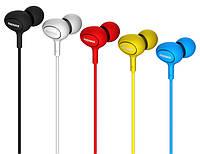 Вакуумные наушники REMAX headphone RM-515 для телефона