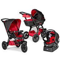 Детская прогулочная коляска Chicco Trio Activ3 Top (цвета разные)