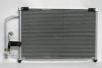 Радиатор кондиционера без осушителя Ланос