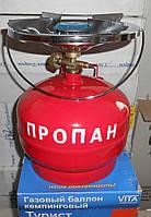 "Газовый комплект ""Турист VITA"" 8 л"