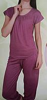 """Женская пижама """"Nicoletta"""" №91031 (капри)"""