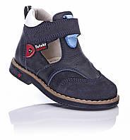 Ортопедические туфли для мальчика, Туфли для мальчика 21,22,23,24,25