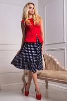 Нарядное коктейльное платье