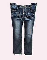Женские джинсы батальные р-36