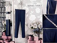 Одежда для школьников, Классические школьные брюки р-р 134