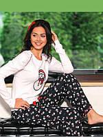 Качественная женская пижама из хлопка