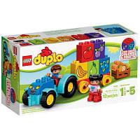 Конструктор LEGO Duplo Classic Мой первый трактор (10615)