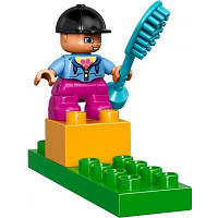 Конструктор LEGO Duplo Town Лошадки (10806)