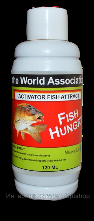 Активаторы клева рыбы