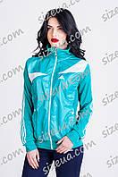 Женский спортивный костюм Adidas blue