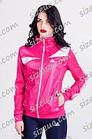 Женский спортивный костюм Adidas crimson
