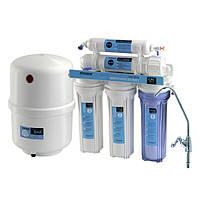 Система фильтрации воды обратного осмоса CAC-ZO-5 (без насоса) Насосы+