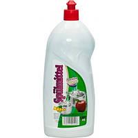 Средство для мытья посуды Power Wash (яблоко) 1л