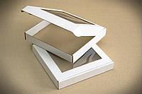 Коробка 20*20*3 с окошком (код 04779)