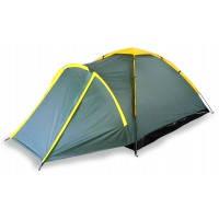Палатка Tourist,  3-местная ((200х180х110)+90 см)