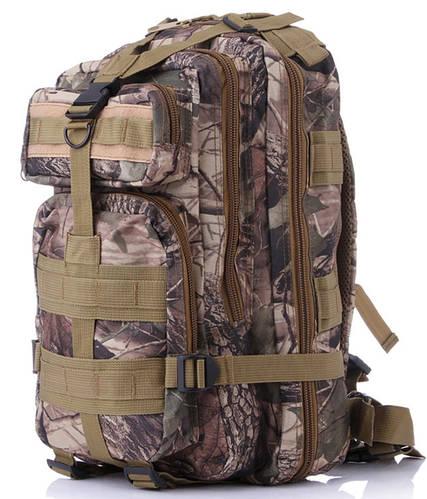 Надежный рюкзак для туриста 26 л. Traum 7030-07