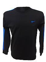 Спортивная мужская кофта (свитшот) Nike трикотаж Турция