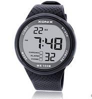 Часы спортивные для дайвинга Xonix GJ-007C. Водозащита 100м