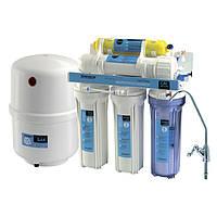 Система фильтрации воды обратного осмоса CAC-ZO-6/M (без насоса с минерализатором) Насосы+