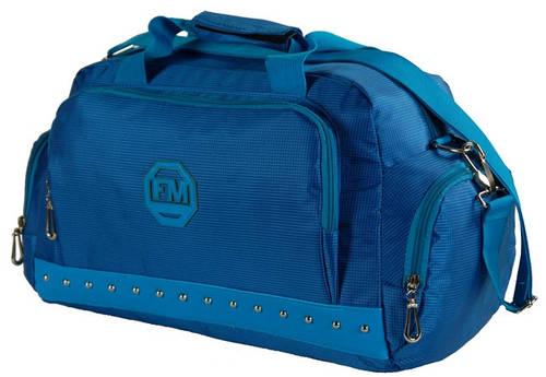 Яркая спортивная сумка для путешествий 17 л. Traum 7065-21 синий