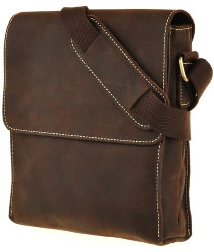Стильная мужская сумка через плечо BEXHILL Bx1017DB