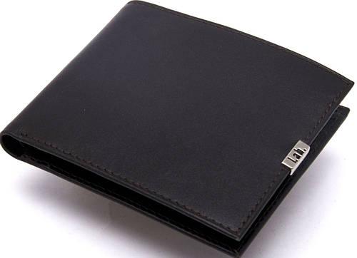 Мужское кожаное портмоне Lab Pal Zileri Metal 21034/10 черный