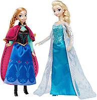Набор коллекционных кукол Анна и Эльза Ледяное сердце Disney Signature Collection Frozen Anna and Elsa