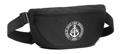 Поясная сумка L GIN 75395 черный