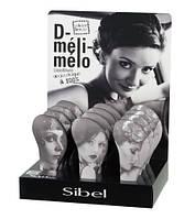 Щетка массажная с нейлоновыми зубьями D-Meli-Melo Одри Sibel