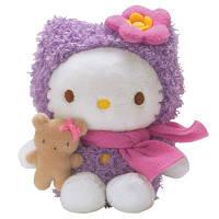 Мягкая игрушка Hello Kitty мышка (150633-3)