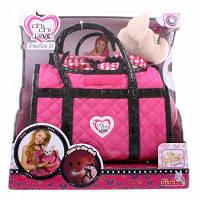 Мягкая игрушка Chi Chi Love Чихуахуа Розовая мечта 20 см (589 9700)