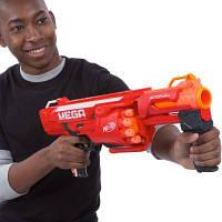 Игрушечное оружие Hasbro Бластер Нерф Мега Ротофьюри (B1269)