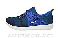 Кроссовки Nike Roshe Run Q1 Blue (реплика)