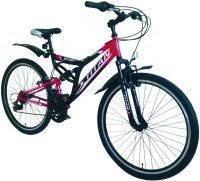Велосипед  двухподвес Titan Ghost 26