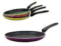 Сковорода с тефлоновым покрытием для блинов для индукционных плит 23 см SNT 80112