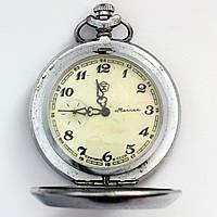 Карманные часы на цепочке Молния