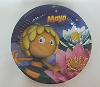 Тарілки паперові Бджілка Майя