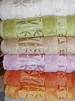 Бамбуковые полотенца Pupilla Елит 50*90