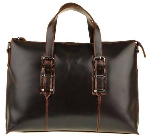 Красивая кожаная мужская сумка  BEXHIL Bx3362