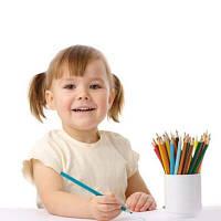 Набор для творчества Melissa&Doug Цветные карандаши 24 цвета (MD4124)