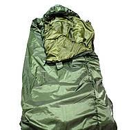 Спальник камуфляжный военный туристический Olive