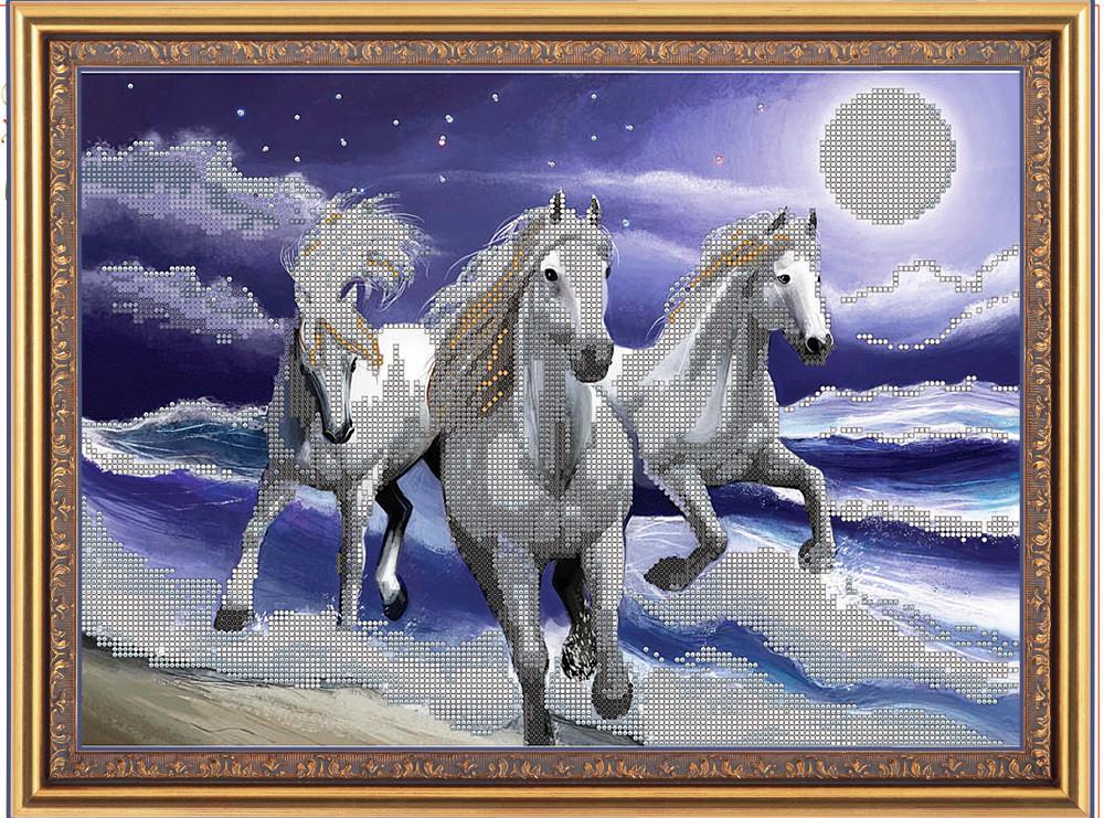 Лошадь, чарівна мить