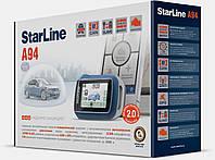Двусторонняя сигнализация StarLine с автозапуском A94 2CAN 2SLAVE T2.0