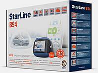 Двусторонняя сигнализация StarLine с автозапуском B94 2CAN 2SLAVE T2.0