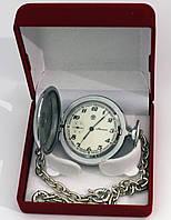 Молния карманные часы СССР