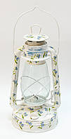 Подарок - ручная работа (декупаж) лампа керосиновая