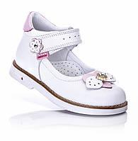Кожаная обувь на девочку Туфли 26,27,29,30