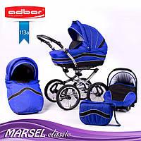Коляска с автокреслом креслом Adbor Marsel Classic 3 в 1